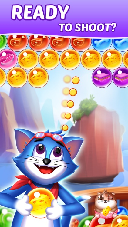 Tomcat Pop: Bubble Shooter screenshot-0