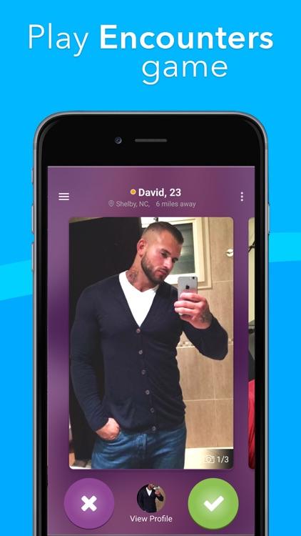 FastMeet: Chat, Flirt and Love screenshot-3