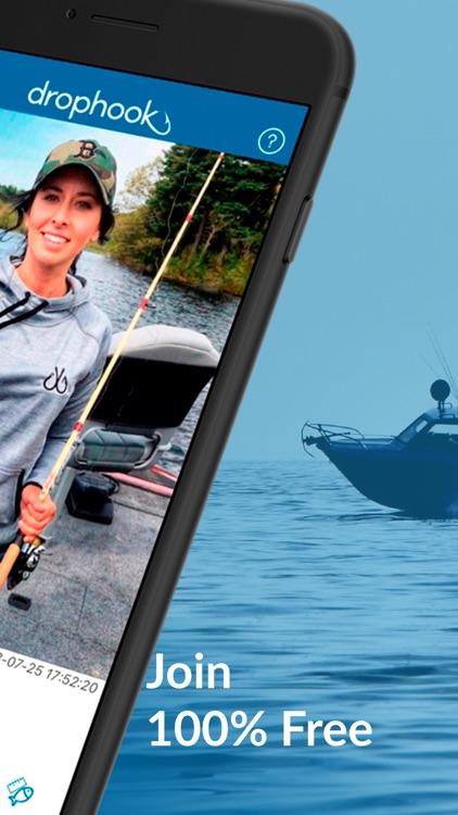 drophook Fishing App + Tackle