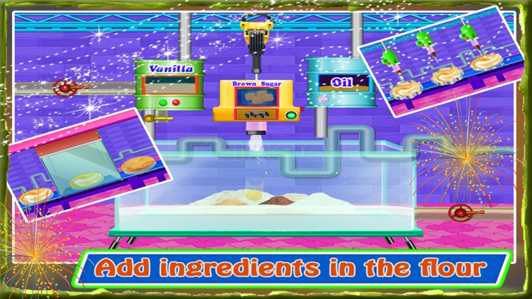 Chocolate Biscuit Factory and Maker Chef screenshot-3