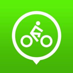 Ride Report: bike ride tracker