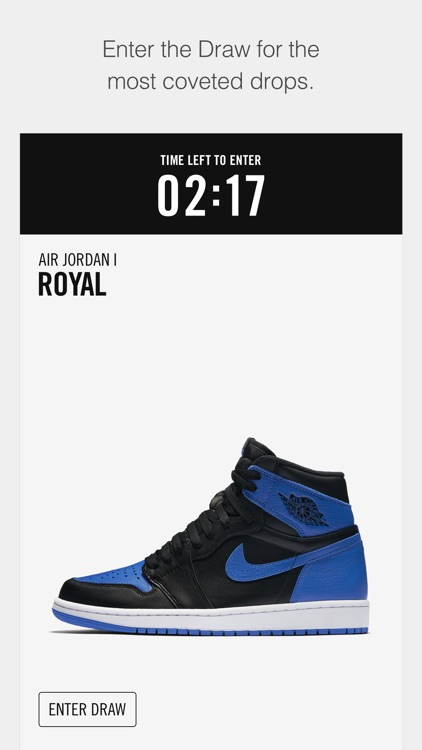 Nike SNKRS screenshot-3