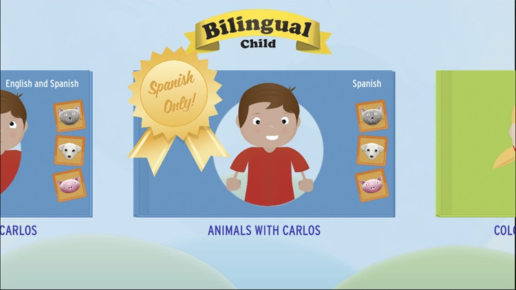 Bilingual Child: Learn Spanish