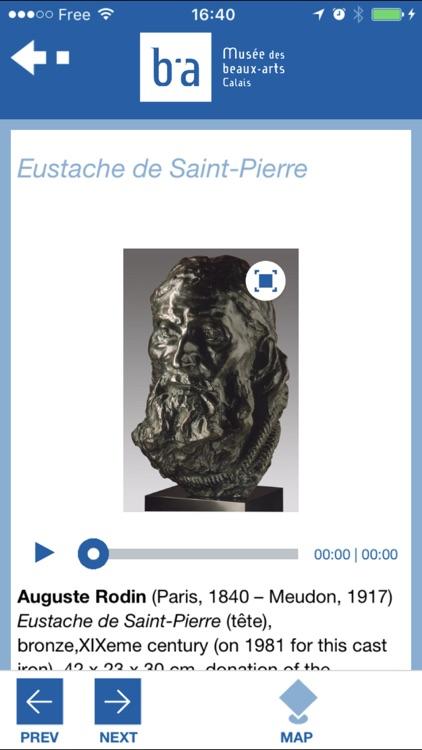 Calais Museum of Fine Arts screenshot-4
