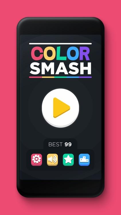ColorSmash - Blast The Blocks