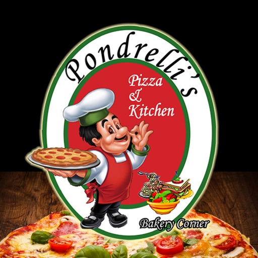 Download Pondrelli's Pizza free for iPhone, iPod and iPad