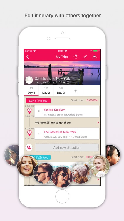 Funliday - Travel Planner