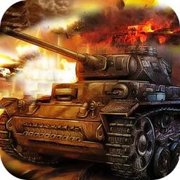 War Of Tanks Machines - Tank Shooting Game 1965