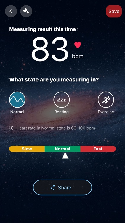 Heart Rate Pro-Health  Monitor screenshot-2