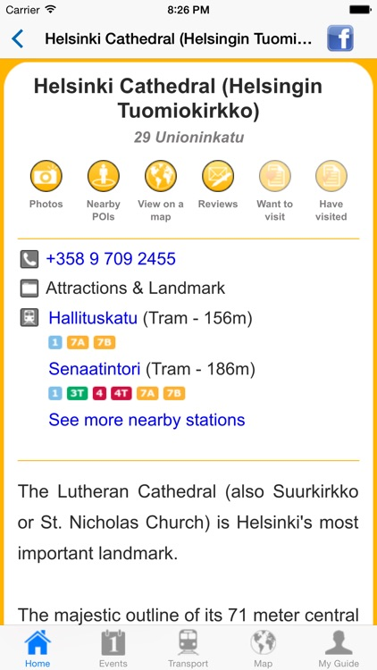 Helsinki Travel Guide Offline screenshot-4