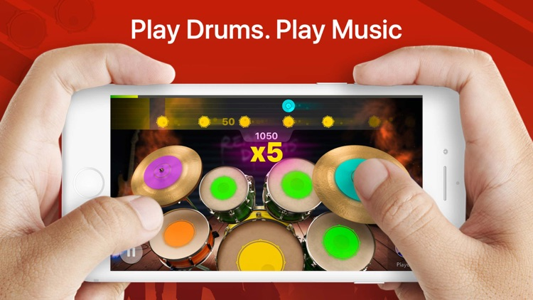 WeDrum - Drums, Drum Pad Games screenshot-0