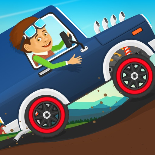 Racing Car Game for Kids 3+