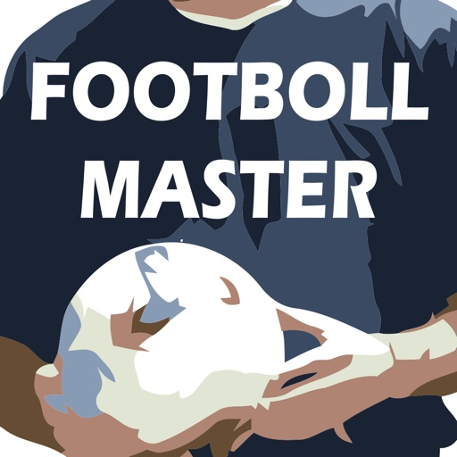 Football Master Sticker Pack icon
