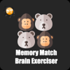 Memory Match Brain Exerciser