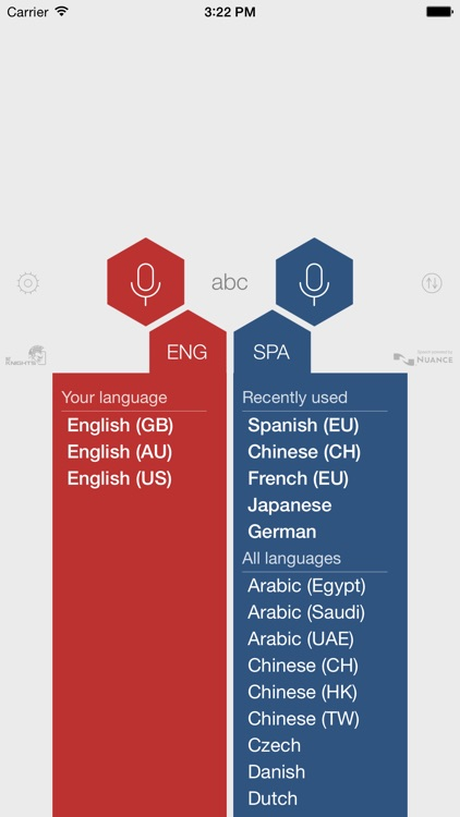 Babel English Voice Translator