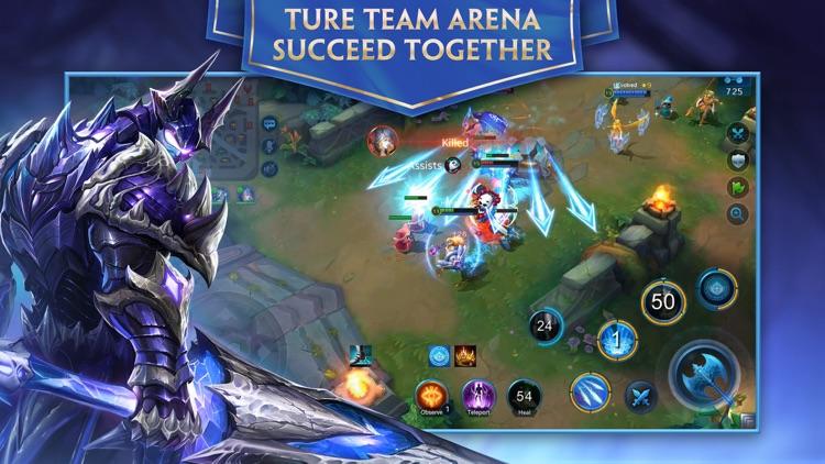 Heroes Evolved screenshot-4
