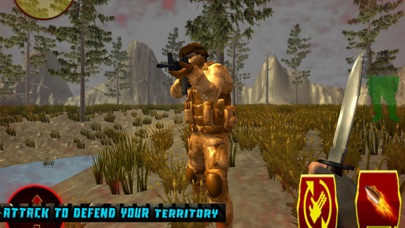 Elite Fury Army Combat screenshot one
