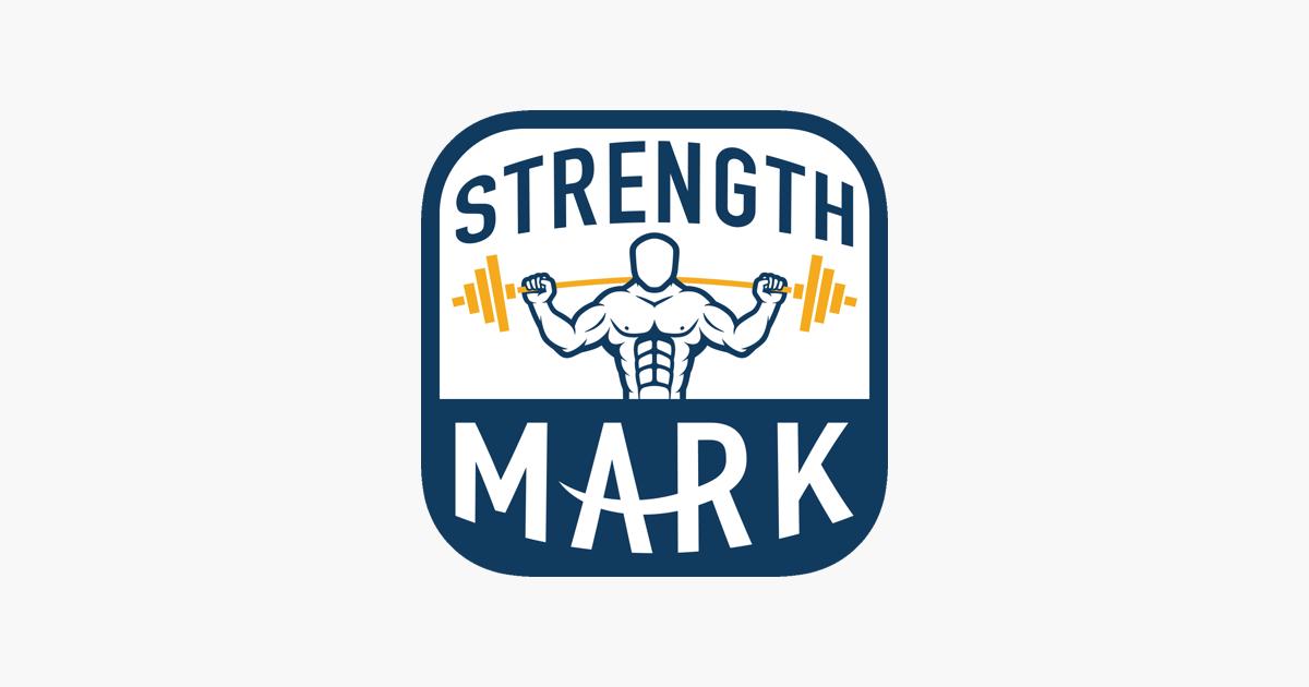 StrengthMark on the App Store