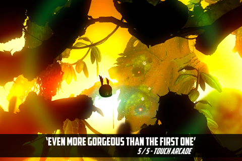 BADLAND 2 screenshot 2