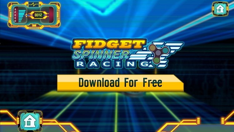 Fidget Spinner Racing