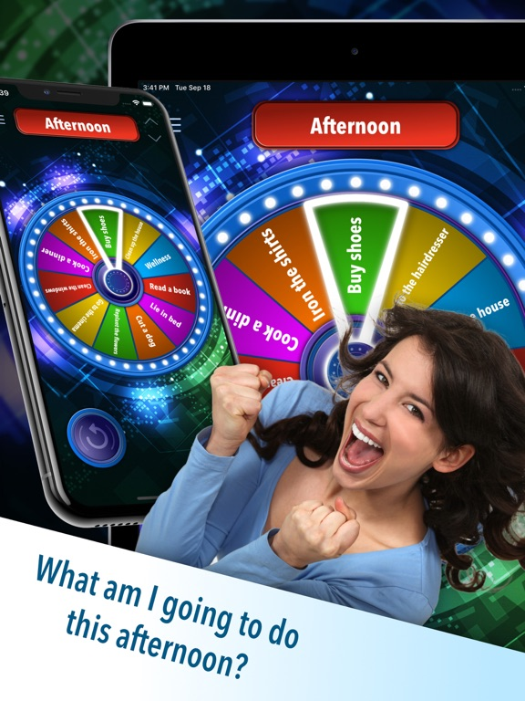 Wheel of Choice Plus screenshot 5