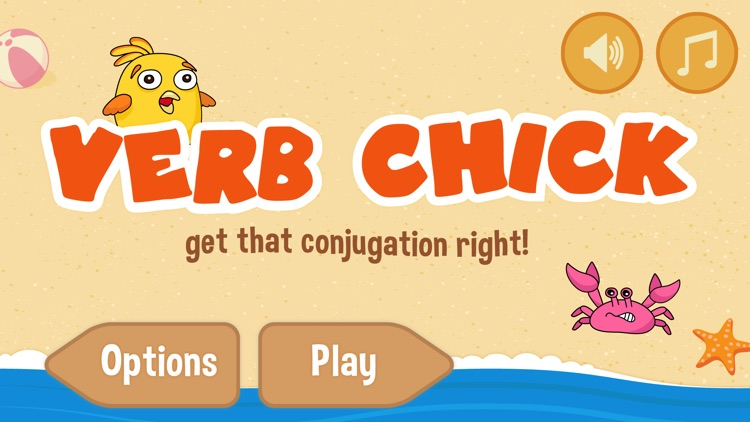 Spanish verbs with Verb Chick screenshot-4