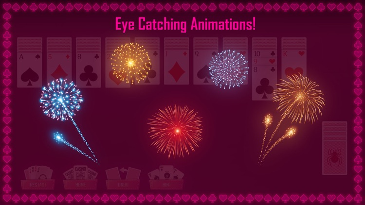 Spider Solitaire - A Card Game screenshot-3