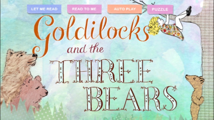 Goldilocks and Bears Classics