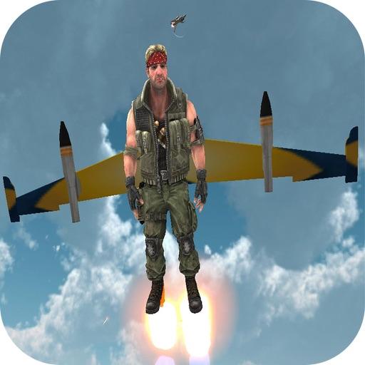Flying Commando Revolution Age iOS App