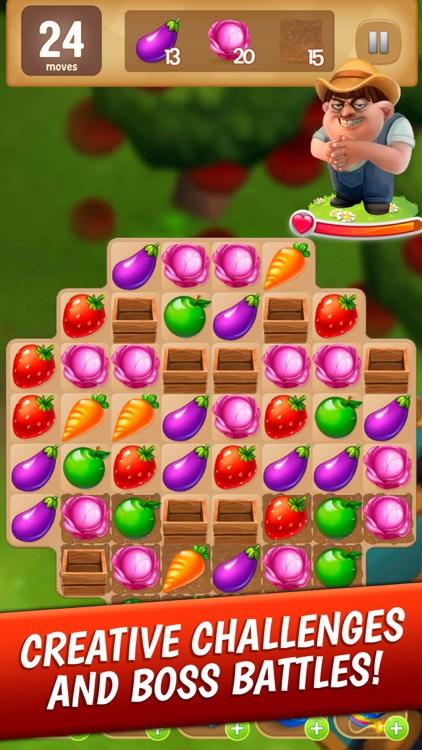 Jane's Village - Farm Game screenshot-6