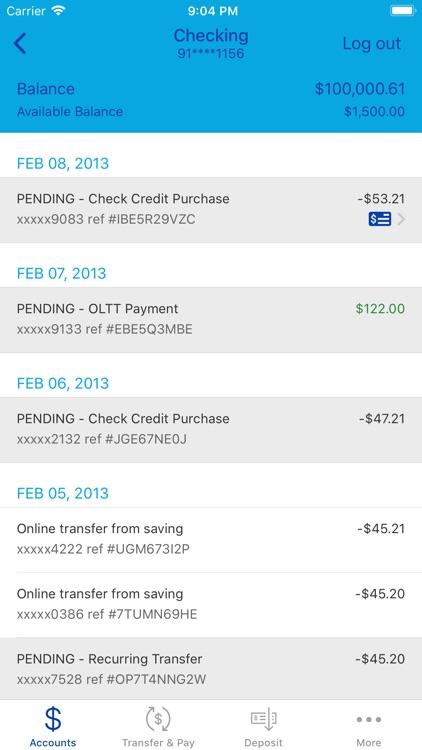 Anderson FCU Mobile Banking screenshot-3