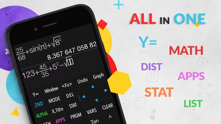 Graphing Calculator Plus screenshot-0