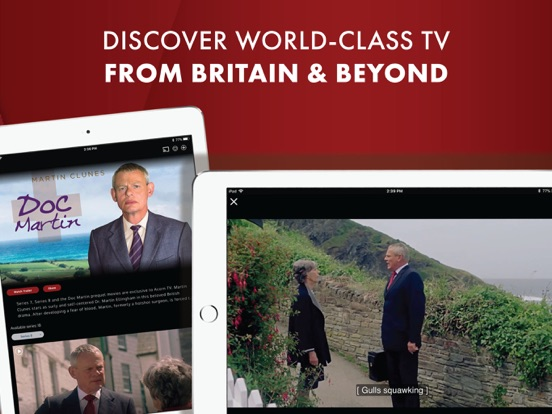 Acorn TV | App Price Drops