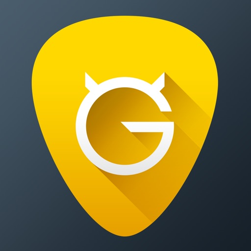 Tabs & Chords by Ultimate Guitar - learn and play app logo