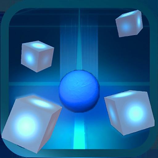 物理演算ぶろっく崩し Bricks 3D