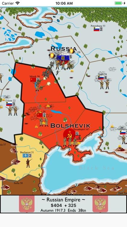 War in Europe screenshot-4