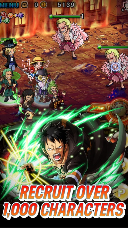 ONE PIECE TREASURE CRUISE screenshot-4