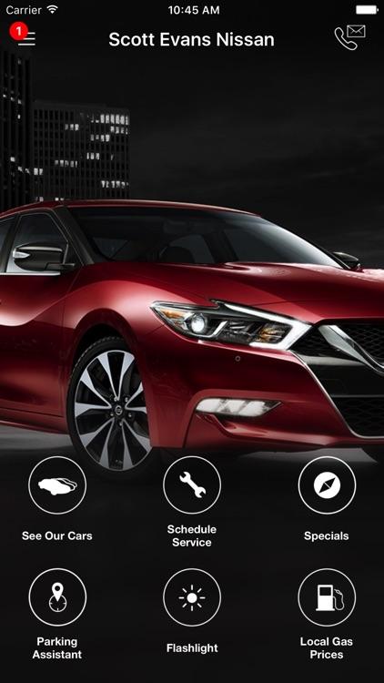 Scott Evans Nissan Dealerapp By Dealerapp Vantage
