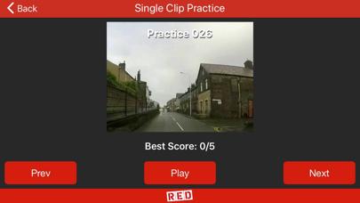 RED Hazard Perception screenshot three