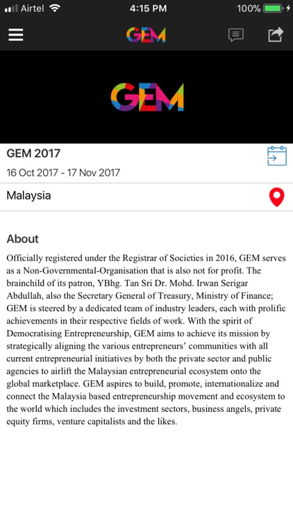 GEM - Global Entrepreneurship