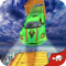 App Icon for Jumping Car Racing Stunts App in Egypt IOS App Store