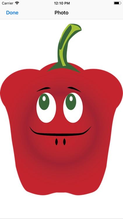 Bell Pepper Stickers screenshot-6