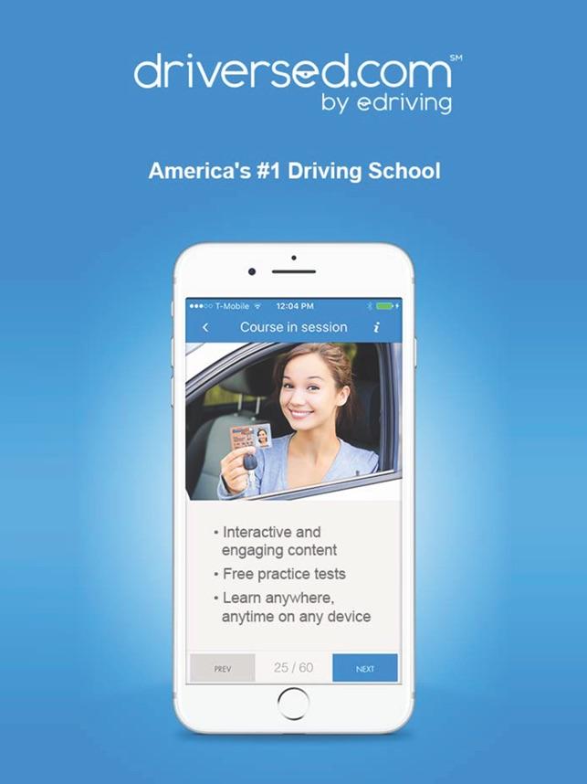 california drivers ed over 18