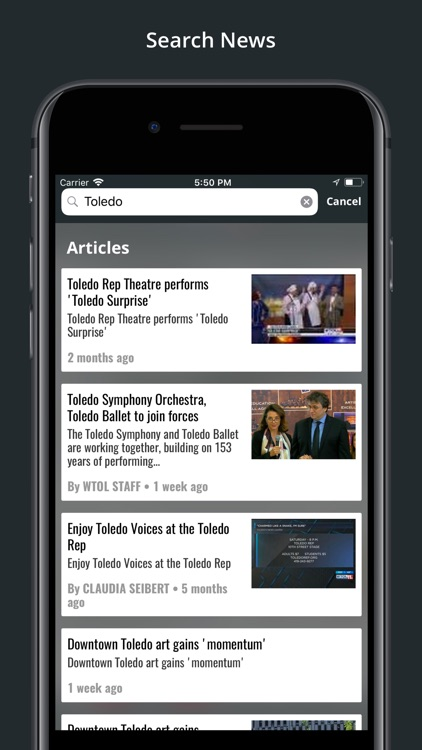 WTOL 11 News screenshot-4