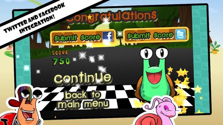 Snail Race: Fun Racing Games screenshot-3