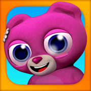 玩具熊 - 会说话的动物