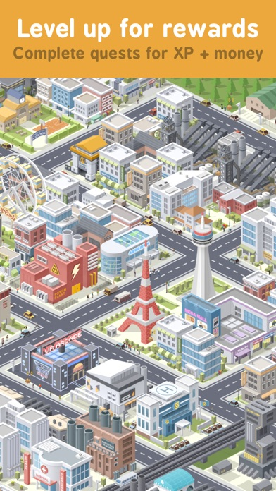 Pocket City screenshot 2