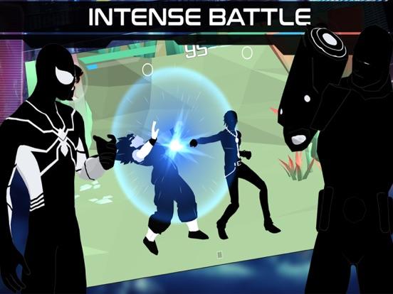 Dragon Battle: Shadow Warriors-ipad-3