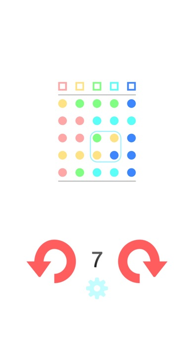 Dot - Aline Same Color Dots screenshot 4