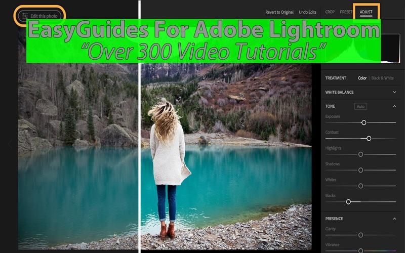 EasyGuides For Adobe Lightroom screenshot 1